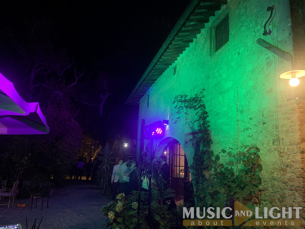 Pieve de Pitti Terricciola (Pi) Wedding Party ChristianB Dj